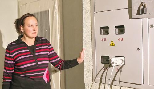 Так подключились к электричеству в доме ЖСПК «Молодость Минщины».